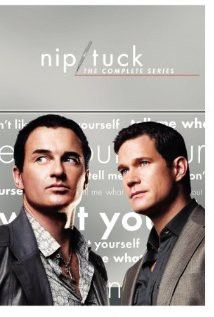 Nip Tuck ~ The show that made you LOOK, GASP & GAG at times but leaves you anticipating what freaky messed up evil genius they will blow you away with next week!  And as a bonus we have Julian McMahon who is at the very least LOVELY to look at....I MISS NIP TUCK!!!