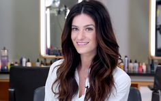 How to Blow Dry Hair with a Round Brush to Create Soft Waves by Bumble a...