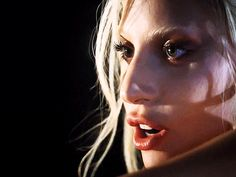"""Lady Gaga, The Countess, American Horror Story """"Never fall in love. You save that for me."""""""