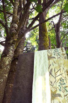 Fabric Design, Fabrics, Beautiful, Luxury, Plants, Collection, Tejidos, Plant, Textiles