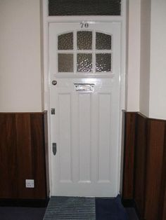 front door - Bing Images & 1950 s Style Internal Doors Vintage Antique | House ideas ...