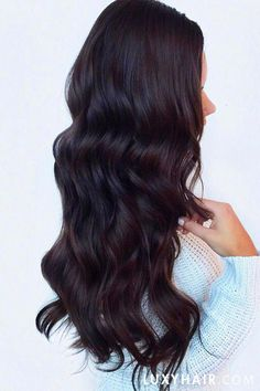Long Wavy Ash-Brown Balayage - 20 Light Brown Hair Color Ideas for Your New Look - The Trending Hairstyle Brown Hair Shades, Brown Ombre Hair, Brown Hair With Highlights, Brown Blonde Hair, Brown Hair Colors, Burgundy Brown Hair, Golden Brown Hair, Light Brown Hair, Dark Hair
