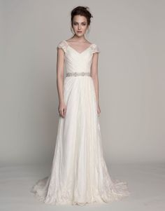 Madeline gown by Kelly Faetanini- available at Adore Bridal Boutique  www.adorebridalga.com