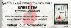 Sweet Tea Book Tour @WendyDecker19 @GoddessFish - http://roomwithbooks.com/sweet-tea-book-tour/