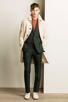 Gieves & Hawkes Spring/Summer 2016