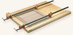 Jig For Frame And Panel Gluing2