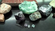 Quick Mineral Identification....Day 108