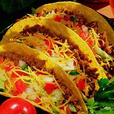 Sweet Onion Summer Tacos