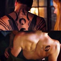 They have some pretty good backs in these movies . Divergent Series, Insurgent Movie, Allegiant, I Love You, Fangirl, Fandoms, Movies, Pretty, Te Amo