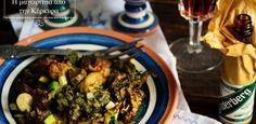 Τσιλίχουρδα, η Μαγειρίτσα από την Κέρκυρα και μια Αρωματική Τηγανιά με Συκωτάκια Main Dishes, Greek, Meat, Recipes, Food, Main Course Dishes, Entrees, Greek Language, Eten