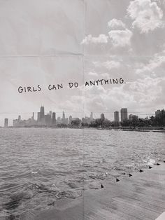 Girls can do anything - created by @briknopf