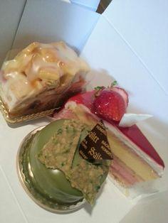 ホワイトデーのお返しは、寺塚のサイラーのケーキ(*´∀`*)