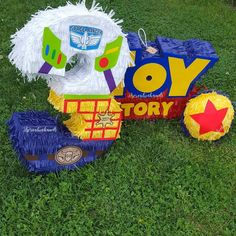 Boys 1st Birthday Party Ideas, Cowboy Birthday, Toy Story Birthday, 6th Birthday Parties, Baby Boy Birthday, 3rd Birthday, Cumple Toy Story, Festa Toy Story, Toy Story Theme