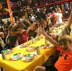 Any day can be a special day if you spend it at #KidsWorldLA! With plenty of indoor games, a #ToddlerZone, #IndoorPlayground, and even a #RestaurantForKids, #KidsWorld is where your #kids want to be! Visit our webpage for more information on #BirthdayParties and #BirthdayPartyPackages!