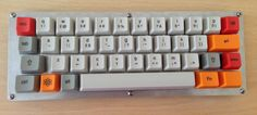 JD40 Mechanical Keyboard