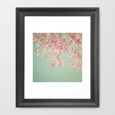 Serendipity  Framed Art Print by Laura Ruth  - $36.00