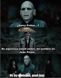 Oh Harry Potter...