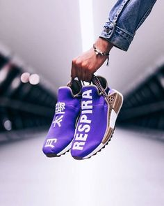 Would you rock these F&F Pharrell NMD's?