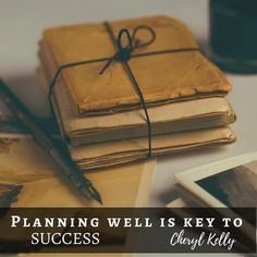 Planning is crucial to so many things in life. Planning well is even more important to success. Tomorrow...lots of intentional planning and then massive action. I can't wait! So many reasons to jump out of bed in the morning ready to go!!! #lifebydesign #freedom4life #noexcuses #fit4life #teammission #success #plan4success