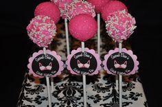 cute cake pops