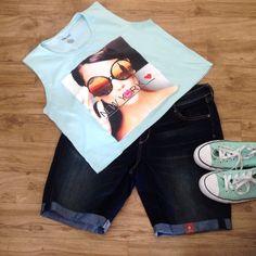 Arizona Denim Shorts Denim short. Never worn with tags. Arizona Jean Company Shorts Jean Shorts