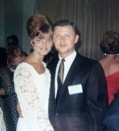 +~ Vintage Color Photograph ~+  Office Party ca. 1960