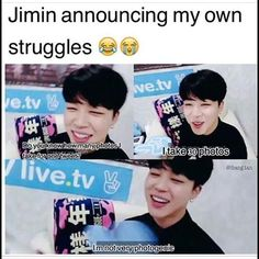 Same Jimin, let's cry together #jiminIsmybestfriendeventhoughhedoesntknowIexist