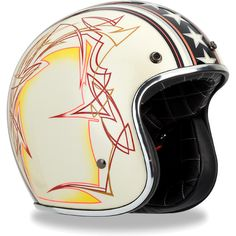 Bell Custom 500 Stunt LE Open Face Helmets w/ FREE AGV A4 Helmet (CLOSEOUT) - Extreme Supply