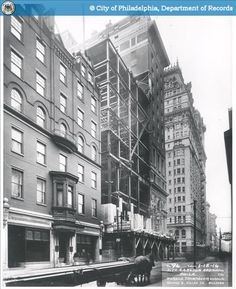 PhillyHistory.org -  Project:201 - 211 South Broad Street - Ritz - Ca