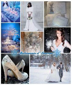 Matrimonio d'inverno 💐💒💍❄⛄ #neve #bianco #romantico #matrimonio #temamatrimonio #fioccodineve #sposa #matrimonioinvernale #snow #white #romantic #weddingtheme #Bride #snowflake #love #winterwedding #moodboard #mosaic #collage