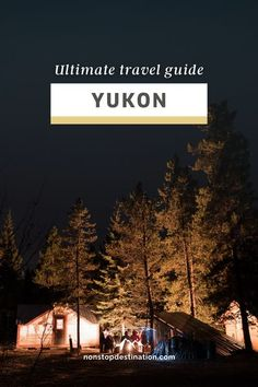Plan your Yukon road trip with our 9-day Yukon itinerary - The Allure of the North - Find out where to go, where to stay, what to do, where to eat and what to expect on your Yukon road trip… More Cool Places To Visit, Places To Go, Canadian Travel, City Road, Road Trip Adventure, Travel Guide, Travel Plan, Europe Destinations, Ultimate Travel