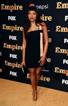 "Taraji P. Henson attends the ""Empire"" Series Season 2 New York Premiere at Carnegie Hall on September 12, 2015 in New York City"