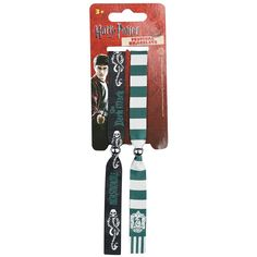 Slytherin - Festivalbandje - Armband van Harry Potter