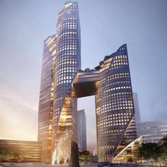 Gallery of Jean Nouvel, Foster + Partners Among 7 Architects to Design Towers for Paris' La Défense District - 5