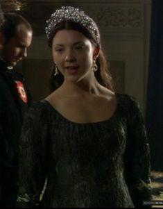 Natalie Dormer/ Anne Boleyn The Tudors