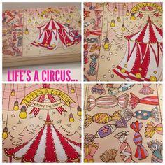 Mudlarks and Magpies: Life's a circus box