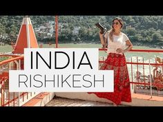 INDIA: RISHIKESH | MEDITAÇÃO, YOGA e RIO GANGES - vlog 7 - YouTube