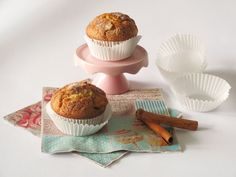 de Schnelle Zimtmuffins 1 Source by Easy Smoothie Recipes, Easy Smoothies, Dessert Recipes, Coconut Recipes, Cream Recipes, Homemade Frappuccino, Cinnamon Muffins, Doughnut Cake, Pumpkin Spice Cupcakes