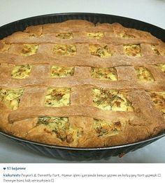 Alintidir peynirli tart 1