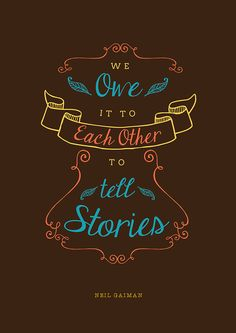 Neil Gaiman Quotes. Nikita Gil is a graphic designer/digital artist from London, and she really loves Neil Gaiman.