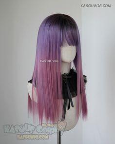 [Kasou Wig] Éclair - ♦ Double Berry ♦ cute lolita wig