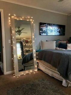 39+ Creative DIY Decor Ideas For Bedroom #bedroomideas #bedroomdecor #bedroomdesign ⋆ Home & Garden Design