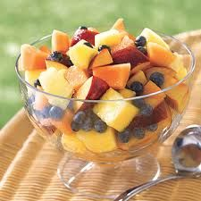 summer fruit salad.....perfect for the summer
