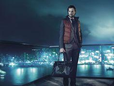 BOSS Selection: campaña de otoño 2012 estelarizada por Gabriel Aubrey. @Casa de las Grandes Firmas #altavista147 @HUGO BOSS
