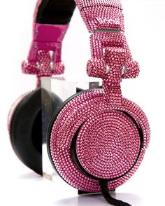 Headphone Swarovski