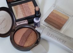 Strobing, Highlighting and Bronzing Products for Dark Skin (NC45) | The Mosesaly Project