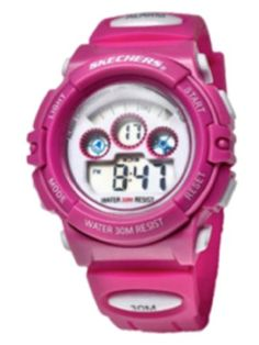 SKECHERS Women Small Round Hot Pink Digital Watch STTSR-011 Skechers,http://www.amazon.com/dp/B00AW05ECW/ref=cm_sw_r_pi_dp_D4.vsb09SHDCD5EA