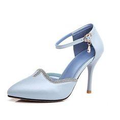 Dew Stiletto - Kunstleder - FRAUEN Absätze/Spitze Zehe/Geschlossene Spitze - Pumps / High Heels (Blau/Rosa/Weiß) - http://on-line-kaufen.de/dew-hohe-fersen/dew-stiletto-kunstleder-frauen-absaetze-spitze-7