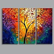 Modern Landscape Oil Painting with Stretched Fram... – USD $ 119.99