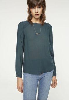 Simla shirt | park green